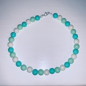 Jewelry - Blue Bubble Choker!